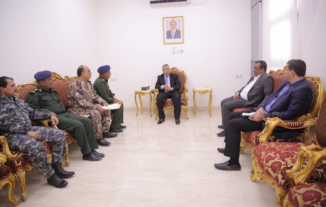 رئيس الوزراء يؤكد على الدور السيادي لوزارة الداخلية في حفظ الامن والاستقرار