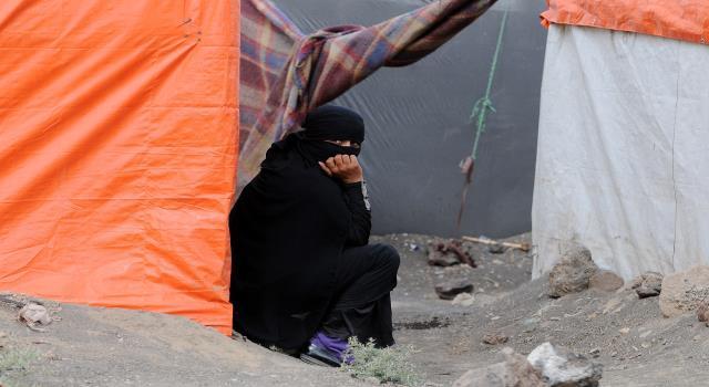 نتيجة بحث الصور عن الهجرة الدولية: 3.6 مليون يمني نزحوا بسبب الحرب والكوارث